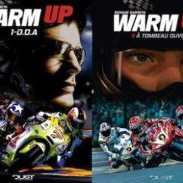 Couverture des deux premiers tomes de WARM UP